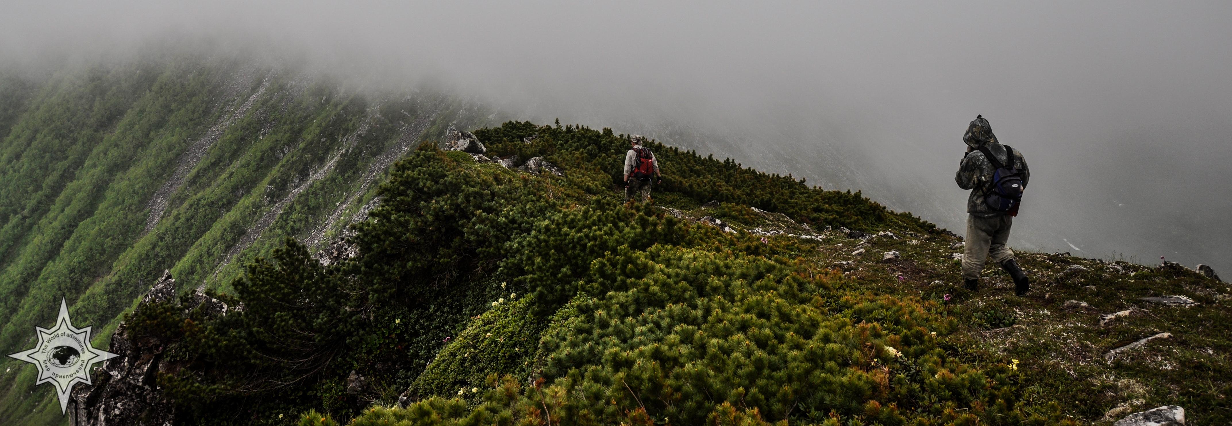 Восхождение на гору Ко 2004 м