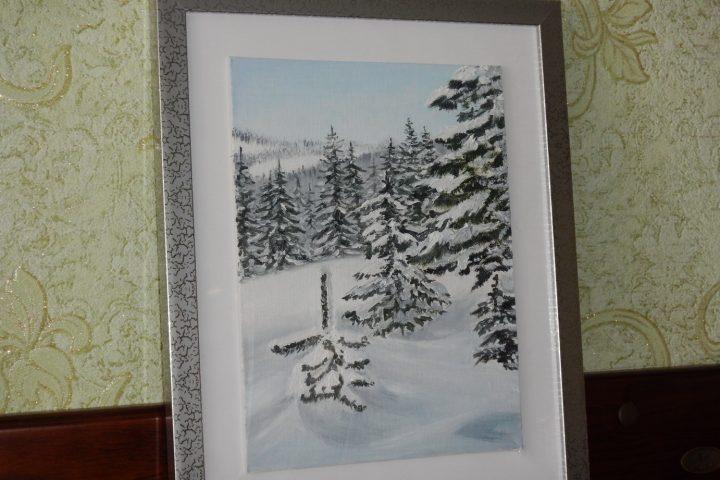 Картины маслом на продажу