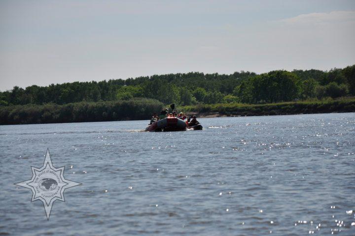 Река Тунгуска