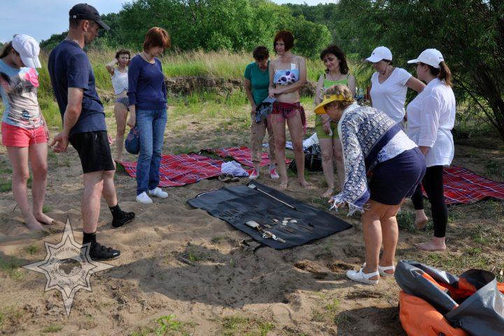 Археологическая экскурсия