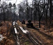 квадроциклы, Центр Утес, реабилитация диких животных, где живет Амурский тигр, ATV trip, Amur tiger, rehabilitation center Cliff