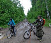 прогулка на велосипеде, велопрогулка, маршрут выходного дня, активный отдых в Хабаровске, кросскантри, Большой Хехцир
