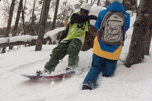 школа сноубординга, тренер по сноубордингу, обучение снобордингу
