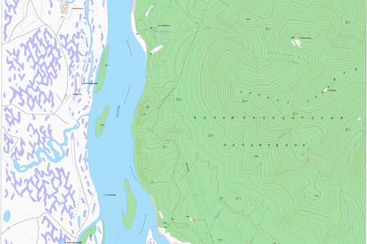 топографические карты, карты для GPS, загрузить карты