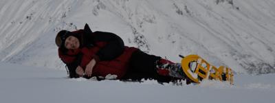 снегоступы отдых