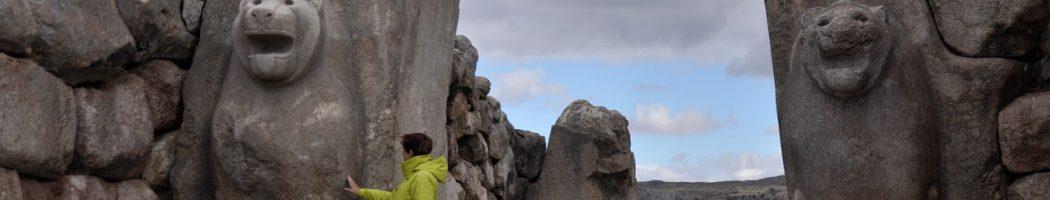 Хатусса. Древняя столица Хеттского государства
