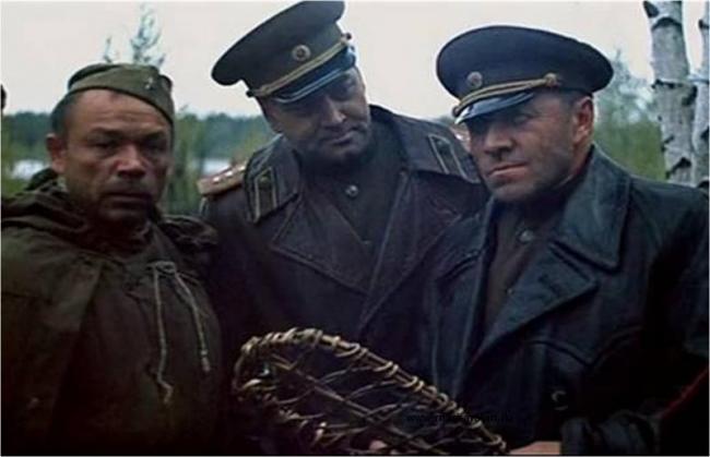 Кадр из фильма Освобождение