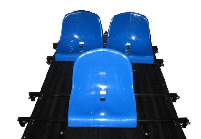 Сиденья для снегоходных саней