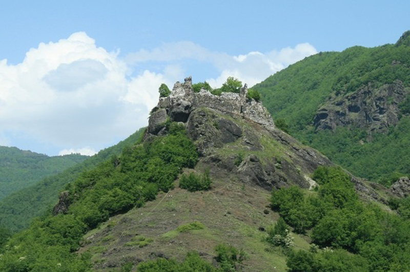 Крепость Минда