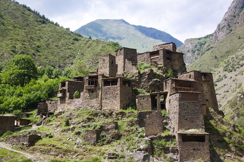 Крепость Шатили