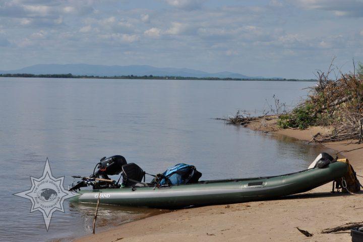 Отдых на реке Амур