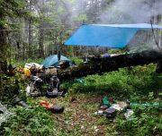 лагерь в тайге, туристическая компания Мир приключений Хабаровск, активные туры Хабаровский край, экспедиции по Дальнему Востоку, пешие походы, сплавы, рыбалка на тайменя, восхождения, квадроциклы