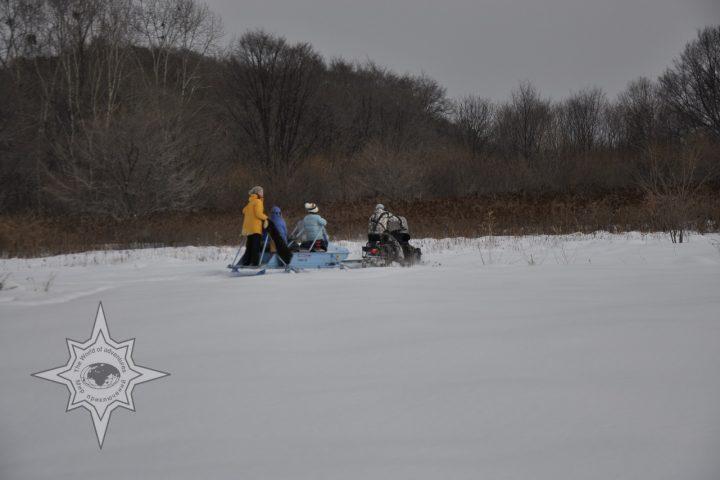 Зимние маршруты активного отдыха