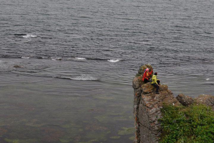 Остров Сахалин. Хребет Жданко