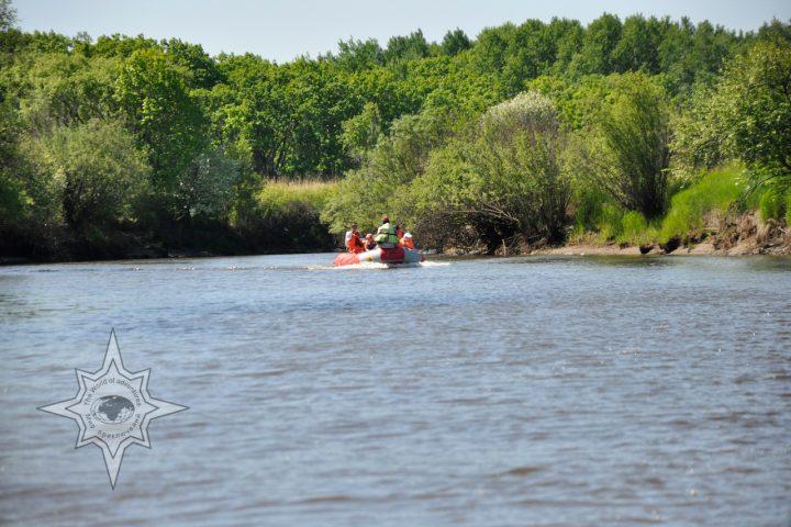река Ольгохта