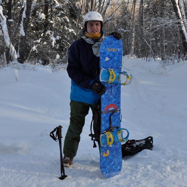 школа сноубординга Powder, Мир приключений