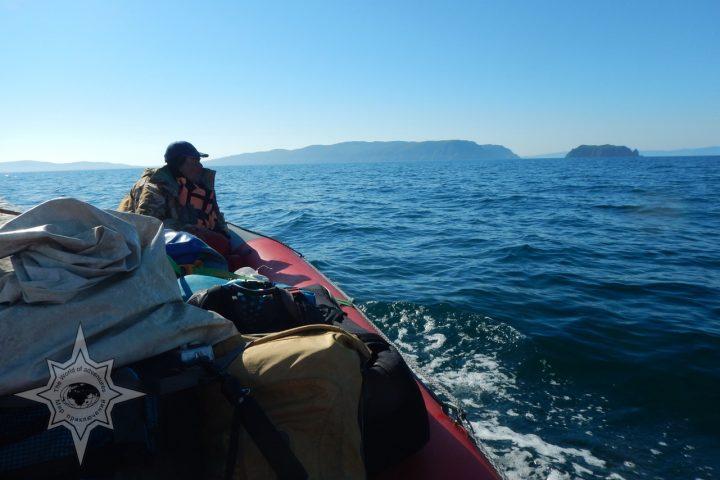 Экспедиция к Шантарским островам
