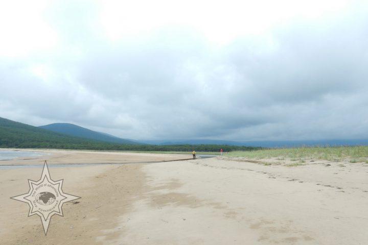 Заповедный пляж