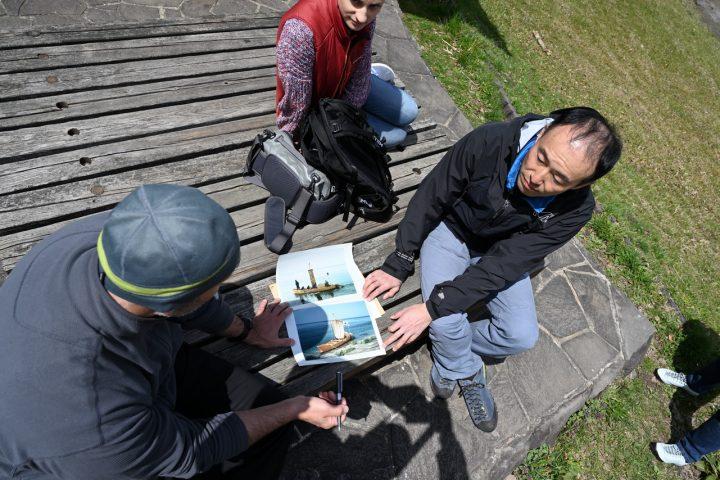 Татарский пролив. История освоения