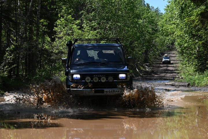 Дорога в поселок Власьево